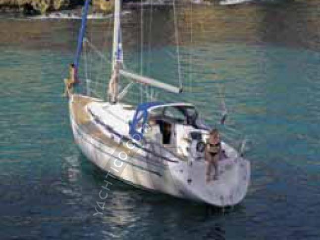 Sailing yacht Bavaria 37 Cruiser for charter in Lefkas