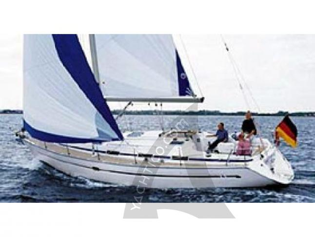 Bavaria 41 Sailingboat Charter Thira