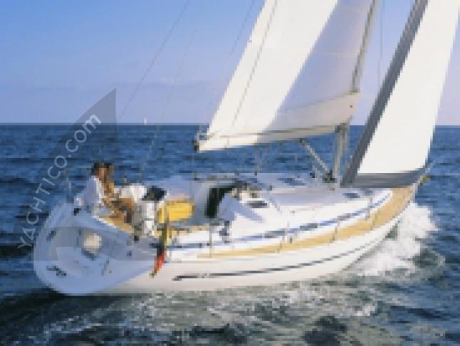 Bavaria 41 Segelyacht Charter Bodrum