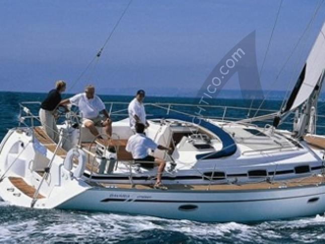 Bavaria 42 Segelyacht Charter Procida