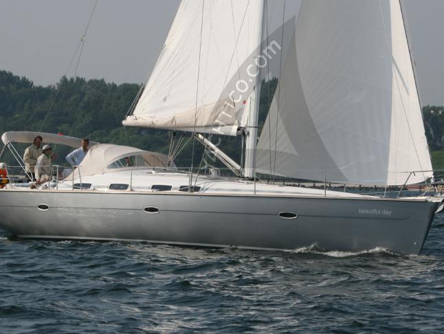 Bavaria 46 Segelyacht Charter Flensburg