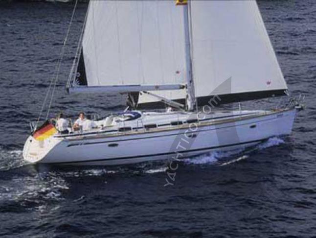Segelyacht Bavaria 46 Cruiser chartern in Portisco