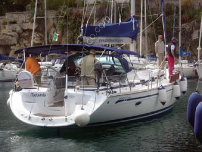 Bavaria 50 Segelboot Charter Palermo