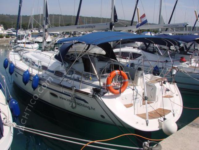 Segelboot Bavaria 50 chartern in Marina Dalmacija