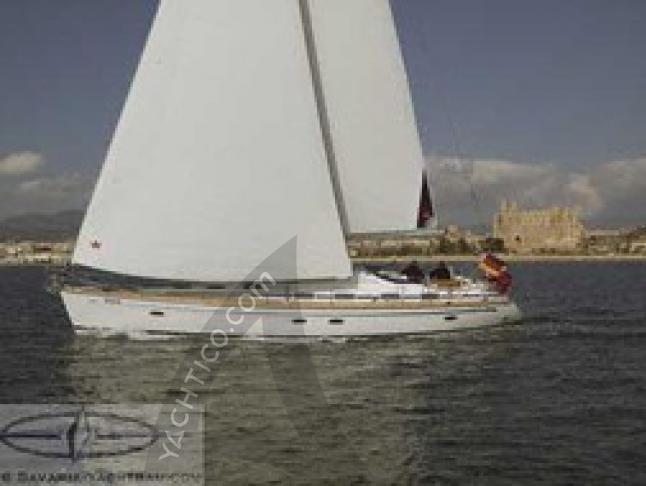 Bavaria 50 Segelyacht Charter Procida