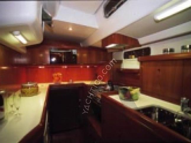 Beneteau 57 Segelboot Charter Split