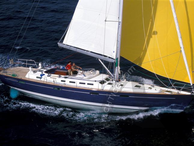 Yacht Beneteau 57 chartern in ACI Marina Split