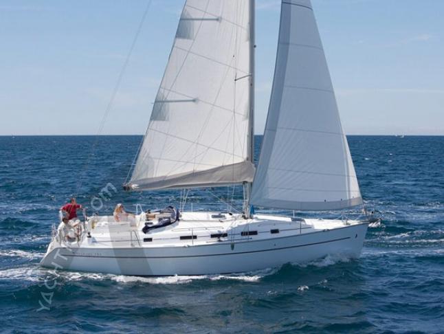 Cyclades 39.3 Segelboot Charter Sukosan Bibinje