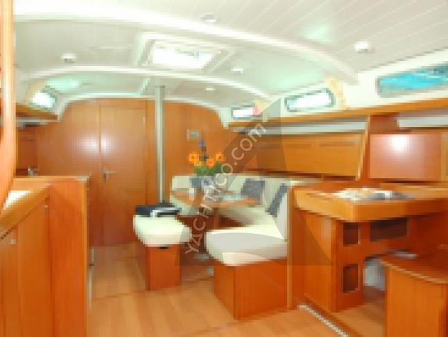 Cyclades 43.4 Segelyacht Charter Hyeres