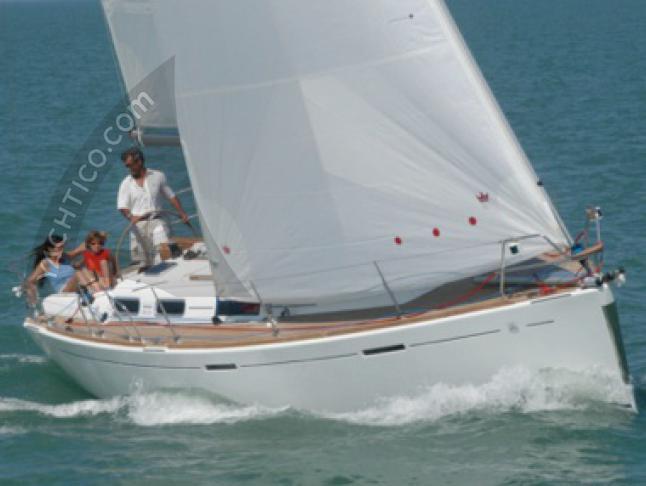 Dufour 36.5 Segelyacht Charter Sant Antoni de Portmany