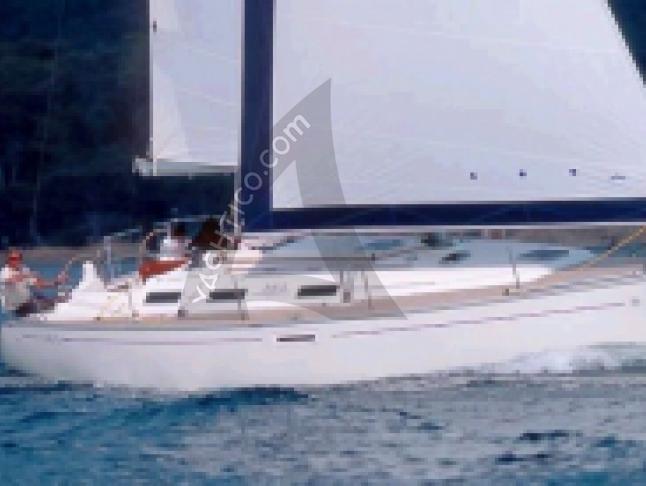 Dufour 385 Segelyacht Charter Furnari