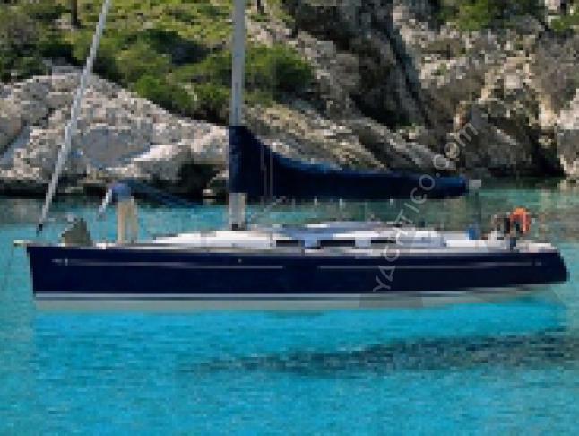 Dufour 40 Segelyacht Charter Castiglione della Pescaia