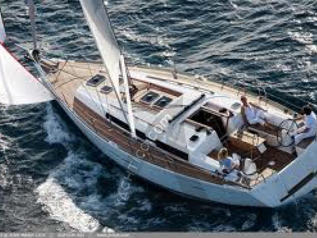 Segelboot Dufour 405 Grand Large chartern in Carloforte