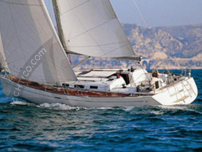 Dufour 44 Segelyacht Charter Castiglione della Pescaia