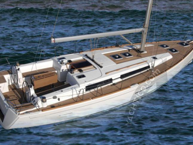 Dufour 445 Grand Large Segelyacht Charter Region di Calabria