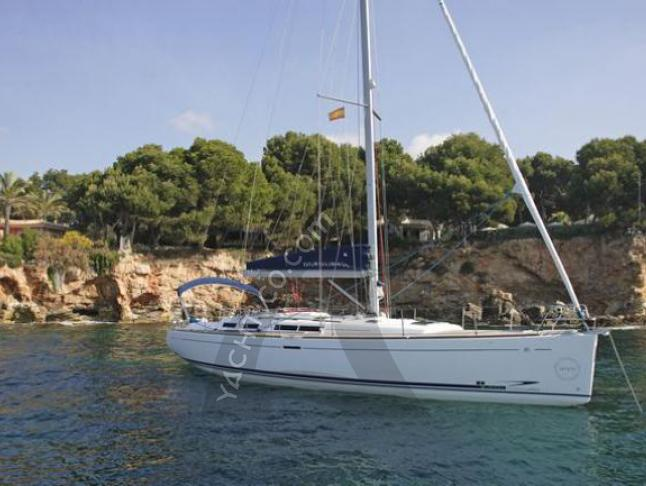 Dufour 455 Segelboot Charter Palermo