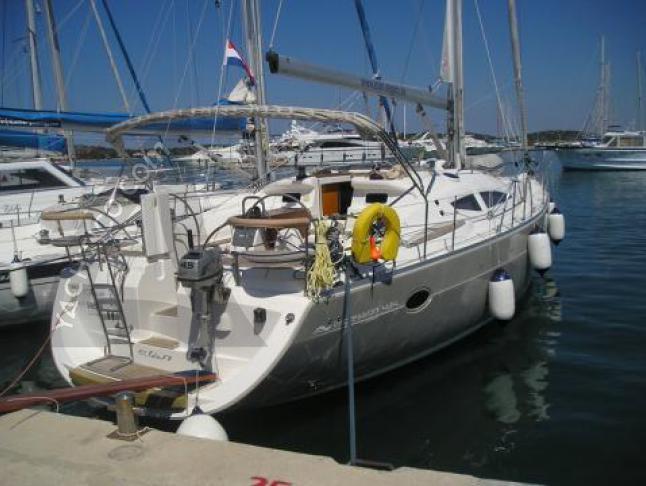 Elan 434 Impression Segelboot Charter Murter
