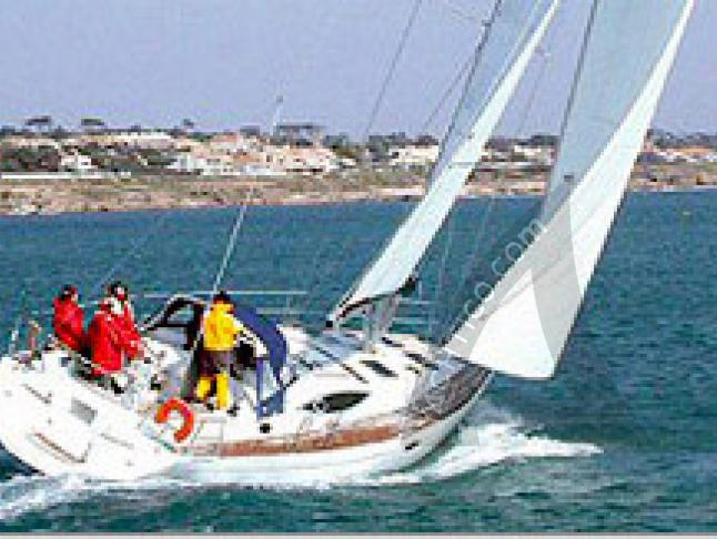 Feeling 44 Segelyacht Charter Biograd na Moru