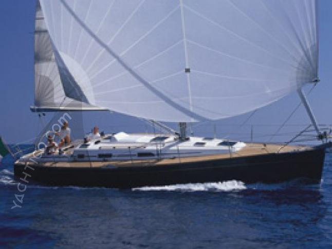 Grand Soleil 40 Segelyacht Charter Castiglione della Pescaia
