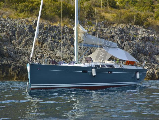 Hanse 470 Segelyacht Charter Procida