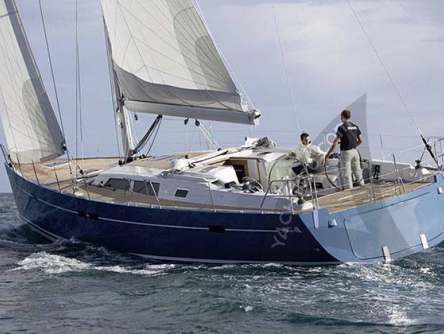 Hanse 540 Segelboot Charter Procida