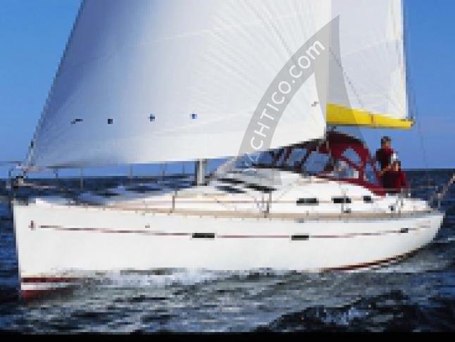 Oceanis 361 Segelboot Charter Portisco