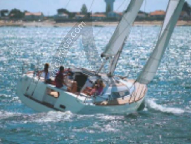 Oceanis 37 Segelurlaub Griechenland