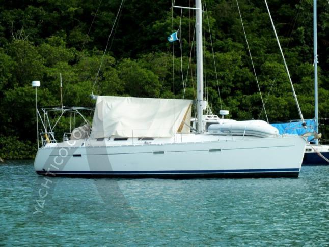 Segelyacht Oceanis 393 Clipper chartern in Carloforte