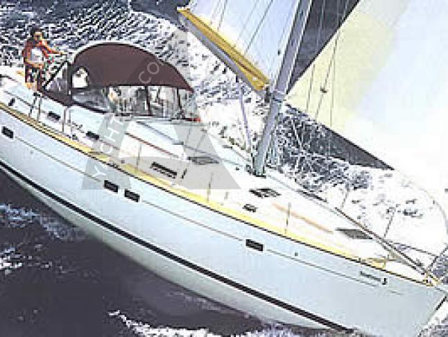 Yachtcharter Sukosan Bibinje Oceanis 411 Clipper