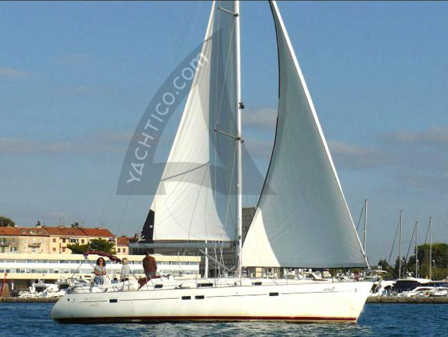 Yacht Oceanis 411 Clipper Yachtcharter in Palma