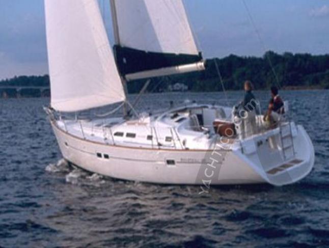 Oceanis 42.3 Segelyacht Charter Neapel