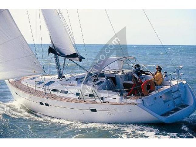 Segelyacht Oceanis 423 Yachtcharter in Marina Cienfuegos