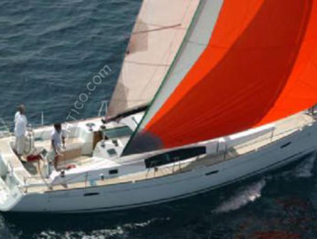 Segelboot Charter Oceanis 43 ACI Marina Split