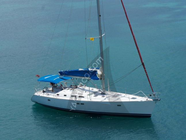 Segelboot Charter Oceanis 473 Marti Marina