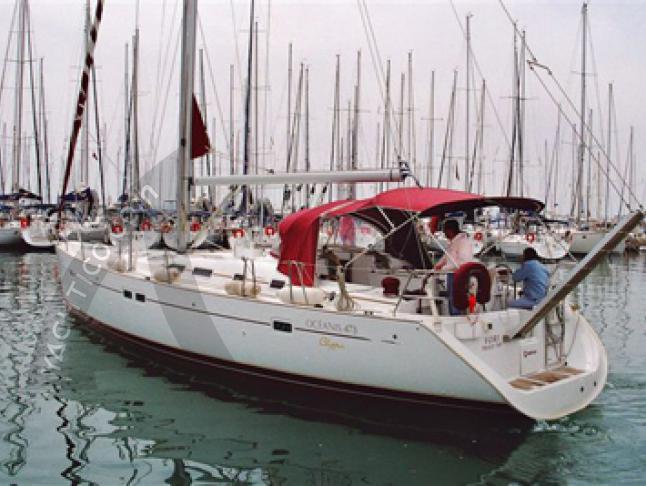Segelboot Charter Oceanis 473 Marina Alimos Kalamaki