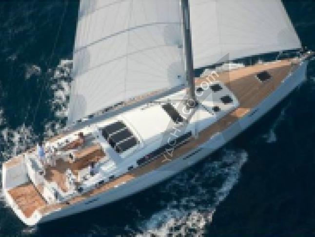 Oceanis 58 Segelyacht Charter Furnari
