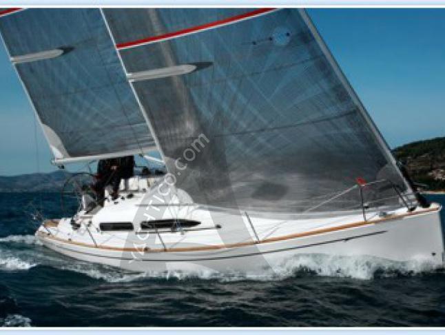 Salona 34 Performance Segelyacht Charter Split