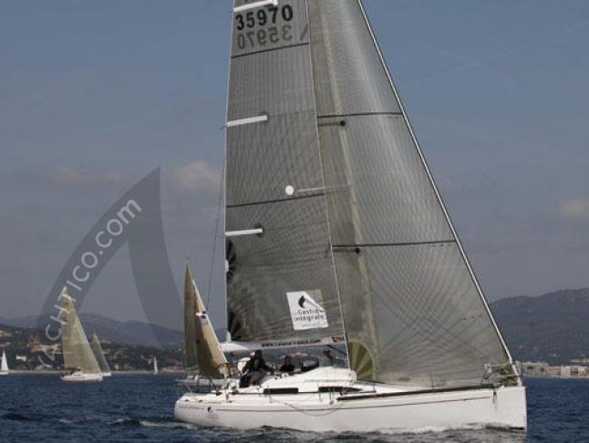 Salona 42 Performance Segelyacht Charter Split