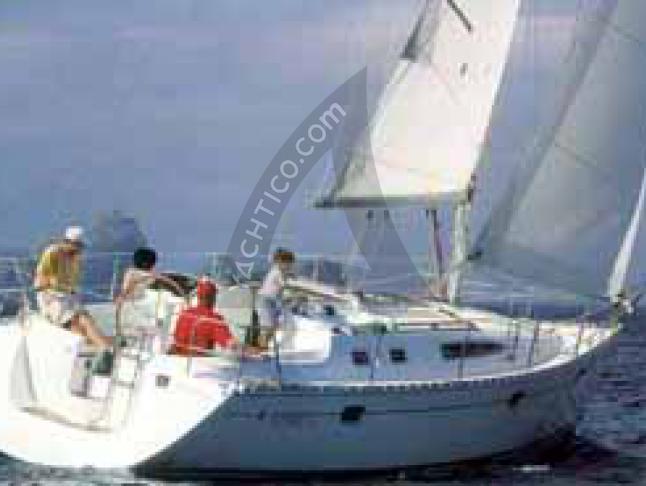 Sun Odyssey 34.2 Segelyacht Charter Cervia
