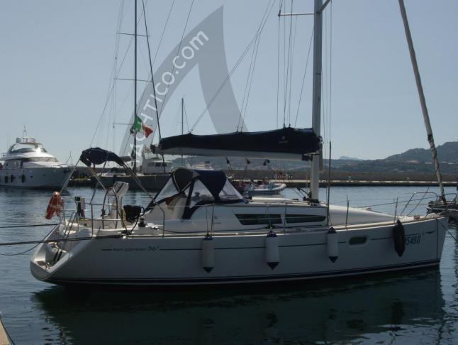 Segelboot Sun Odyssey 36i chartern in Marina Porto Colom