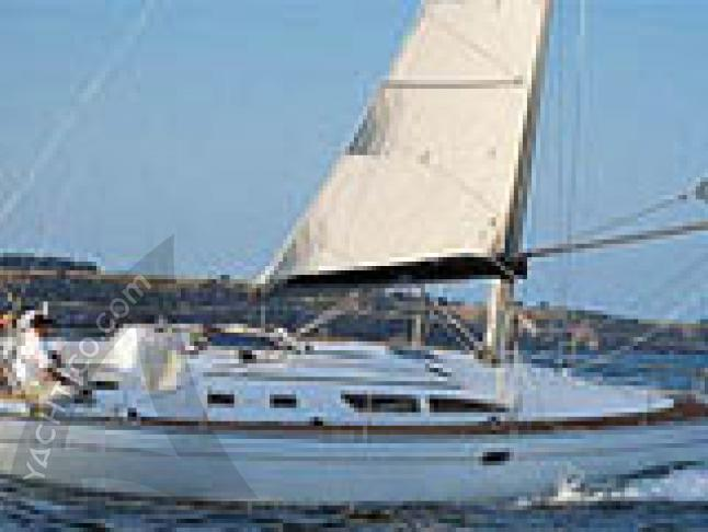 Sun Odyssey 37 Segelyacht Charter Rio Marina