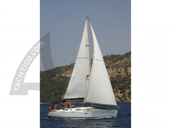 Sun Odyssey 37 Segelyacht Charter Bodrum