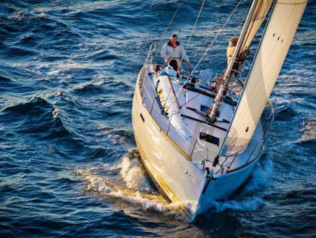 Sun Odyssey 379 Segelyacht Charter Sibenik