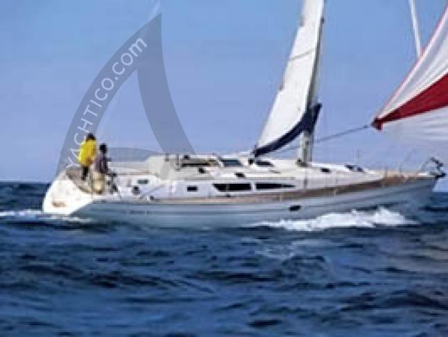 Sun Odyssey 40 Segelyacht Charter Lavrio