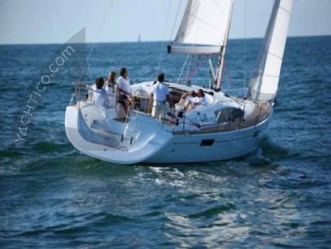 Sun Odyssey 42 DS Segelyacht Charter Sibenik