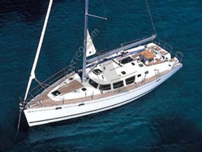 Sun Odyssey 43 Segelyacht Charter Ermoupoli