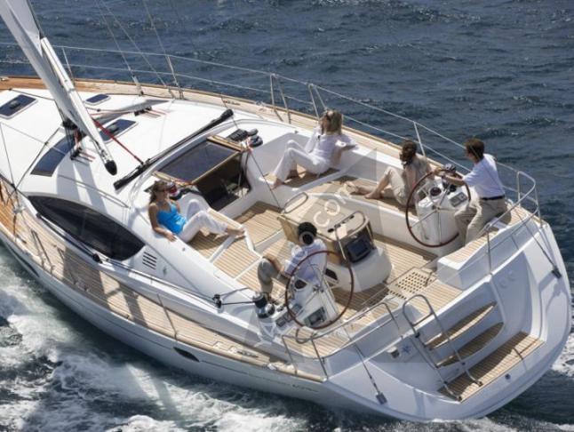 Segelboot Sun Odyssey 43 chartern in Puntone