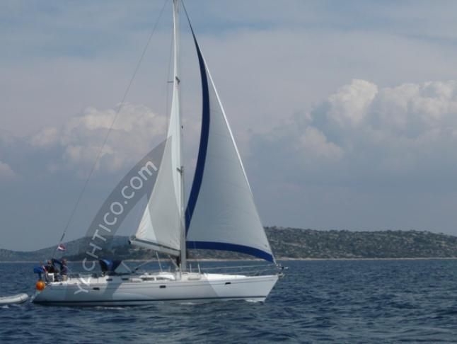 Segelyacht Sun Odyssey 45.2 Yachtcharter in Betina