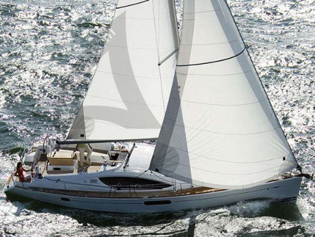 Sailing yacht Sun Odyssey 45DS for rent in Biograd