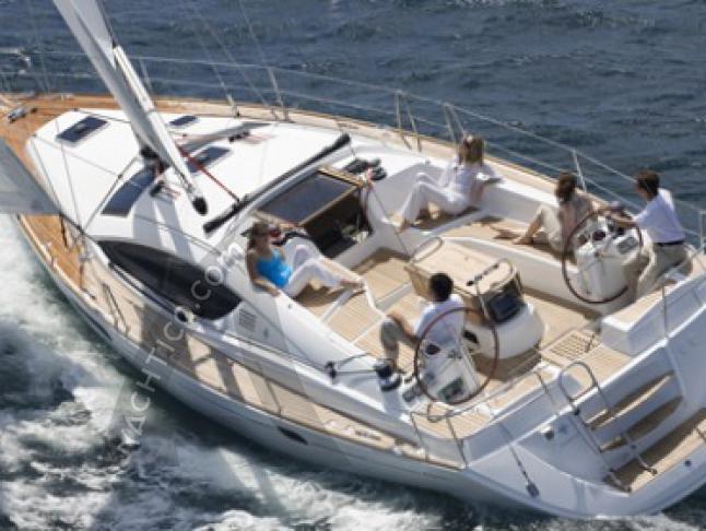 Yachtcharter Split Sun Odyssey 49DS